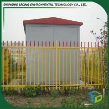 Glass fiber reinforced plastic/high security fence/frp guardrail post