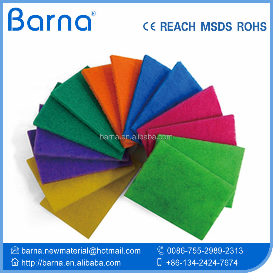 Barna Kitchen Cleaning Multi-Purpose Scouring Pad, Scourer pad no scratch