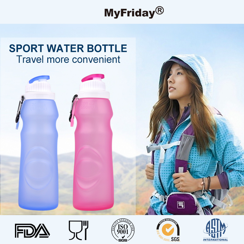 high quality non-toxic flexible bpa free silicone 250ml plastic shaker bottle