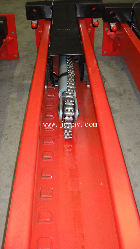 hot sale two post car hydraulic lifter JH-4000C