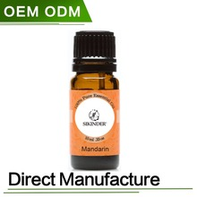 100% Natural Mandarin Pure Essentail Oil