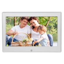 7 inch LED Display Multi-media Digital Photo Frame with Holder & Music & Movie Player