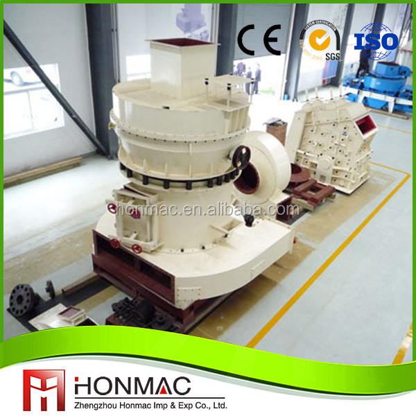 Reliable performance high capacity vibration grinding mill for sale