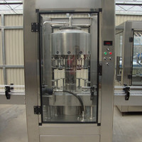 Wine Bottling Machine Alcoholic Beverage Filling