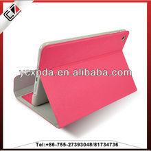 Notebook leather case for Ipad mini/ Accessories for Ipad mini