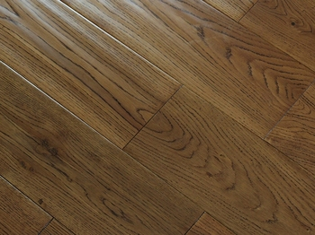 Inexpensive different types of natural solid oak flooring