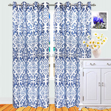 Wholesale European style Jacquard curtain,the curtain for bedroom,more colors.