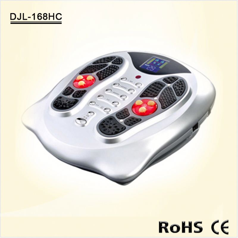 Home Use Electric Foot Heat Pulse Massager
