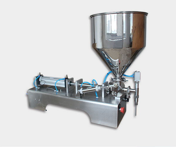 Multifunctional filling machine for oil / honey / butter