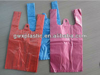 Plastic Shopping Bag With Logo