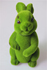 Home and Garden easy Shopping decorative 30cm Height artificial plant green grass Moss Bunny easter Rabbit E10 26T05
