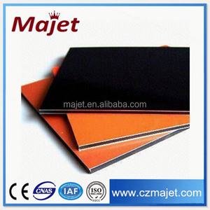 Aluminum composite board aluminium-plastic panel fire rated insulated metal panel