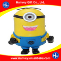 Minions Popular gift Waterproof Wireless customized colorful high quality hand free sound driver Bluetooth speaker