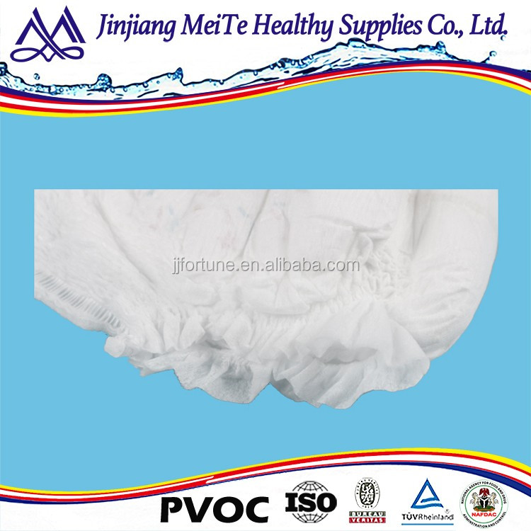 Hot Sale Cheap Disposable Baby Diapers Factory in China