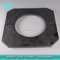 High quality factory price silicon carbide plate sic kiln shelves for furnace