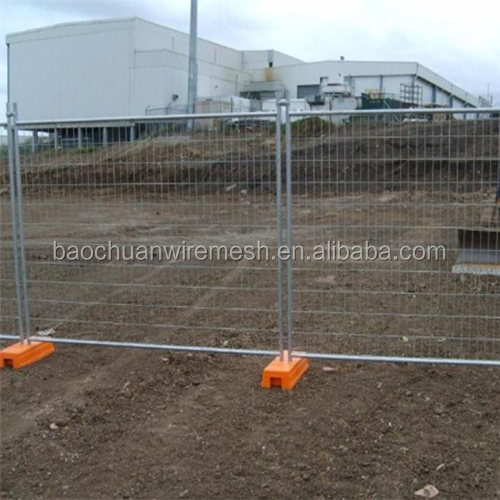 High quality mesh 60*60mm temporary stand-alone chain link fence panels
