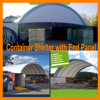 CAS Proved Portable container tent, truck camper Container shelter C4040