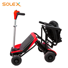 Indoor Handicapped Foldable Automatical Adjustable Electric Moving Cheap Mobility Scooter