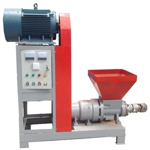 rice husk small straw wood sawdust biomass briquette machine
