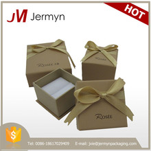 Simple design custom unique jewelry gift boxes with high quality