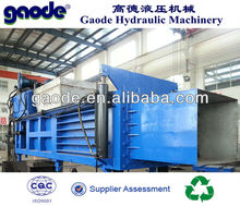 hydraulic squeeze water baling press machine
