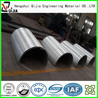 multi-plate corrugated steel culvert china top ten selling products