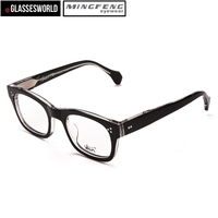 2016 Factory Fashion Eyewear Frame Acetate Optical Frames Italy Eyeglasses Frames