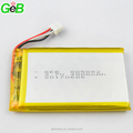 Lithium ion Polymer Battery 805082 3.7V 4000mAh for Mobile Phone