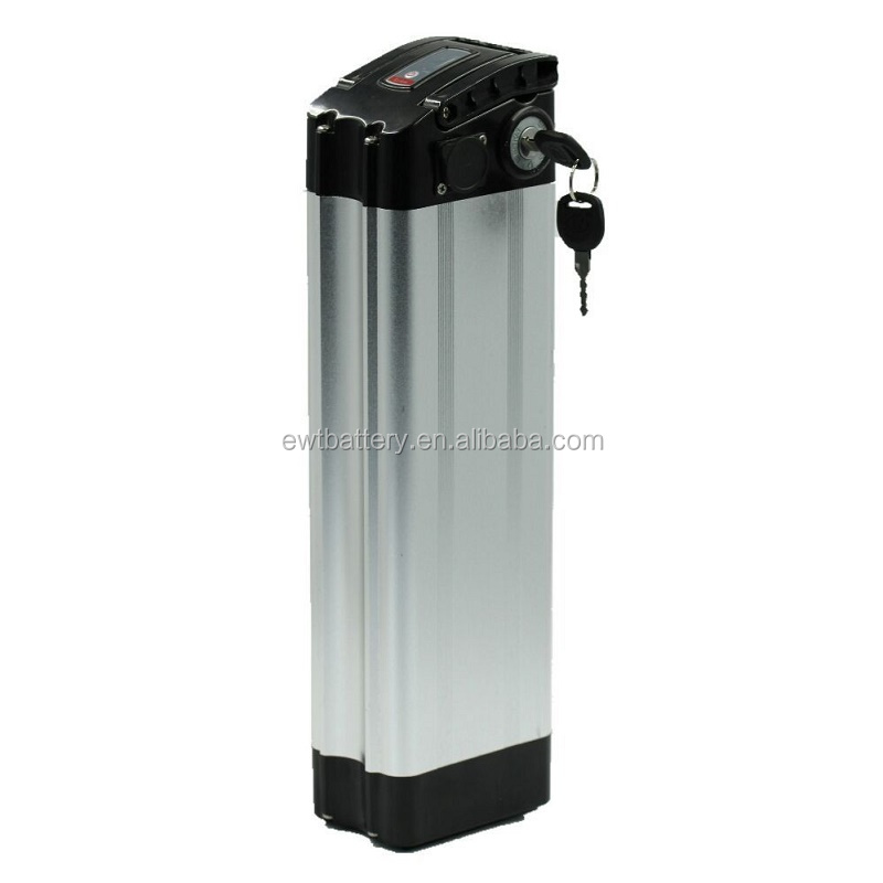 Factory Silver Fish Case 18650 e bike accu 48v 20ah 48v 1000w electric bike battery 48v lithium ion battery
