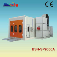 BSH-SP9300A First choice paintings rooms/spray paint/portable spray booth