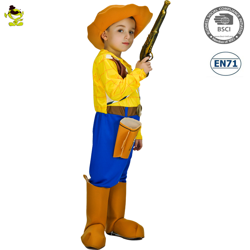 kids cowboy costumes handsome halloween role play fancy dress cosplay dress up party outfits buy kids cowboy costumeshalloween role play fancy dress