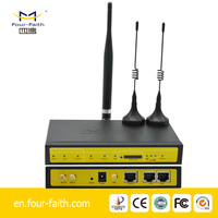 3G UMTS HSPA 3G LTE RJ45 wireless modem WCDMA DTU arm router with wifi sim openwrt card ethernet port