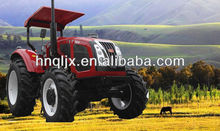 QLN904 low price big Agriculture Machinery farm tractor pricelist with roof and rops