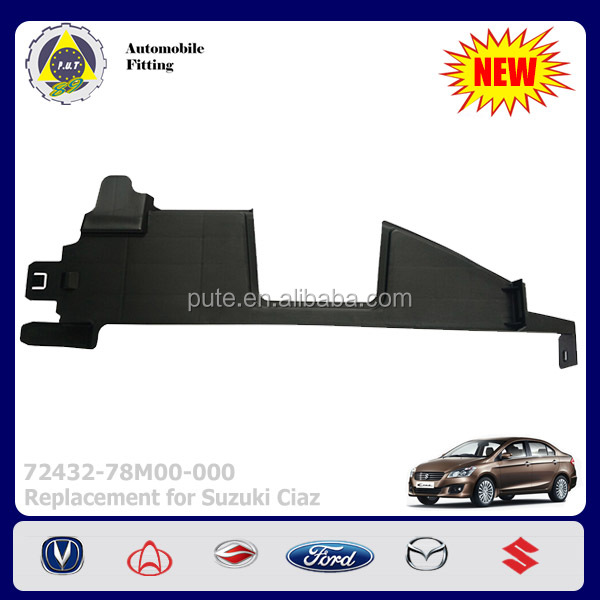 Car Accessories 72432-78M00-000 Front End Lower RH Cover for Suzuki Ciaz