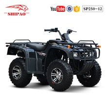 SP250-12 Shipao nice experience quad 4x4 for sale