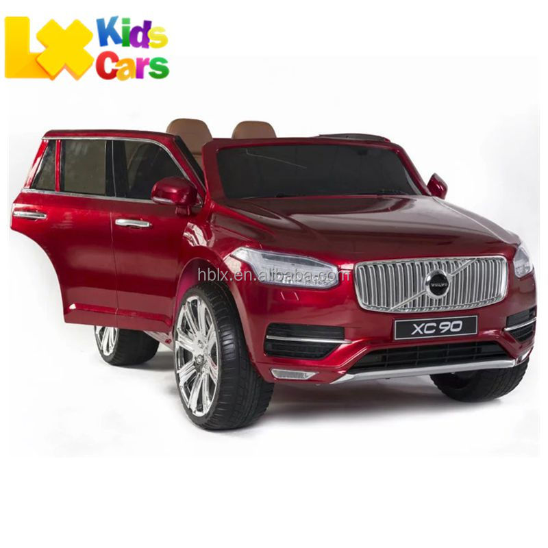 New hot sale Volvo XC90 Big SUV kids electric toy ride on car,battery powered children car, rideons for Chirstmas present