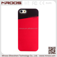 Miroos phone accessory factory manufacturing new products colourful oem plastic phone cover for iphone 6