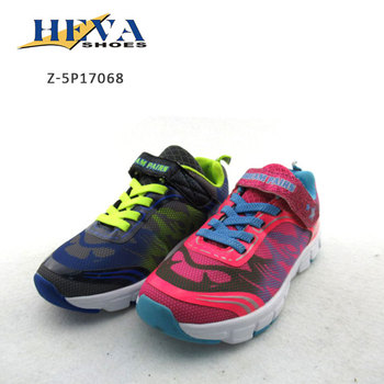 Girls Boys Kids Lace Up camouflage color Nonslip Soles Running Sneaker