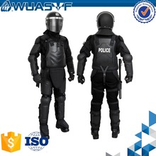 Police protective Modular Hard Shell Crowd Control Riot gear suit