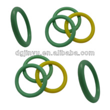 Plastic o rings for baby toy