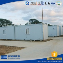 CDPH new deign flat packing container house for sale