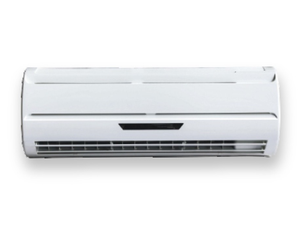 Solar dc inverter air conditioner by solar energy