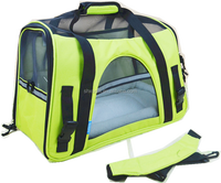 Fashion Colorful Hand bag carrying bag Dog Carrier Pet Bag
