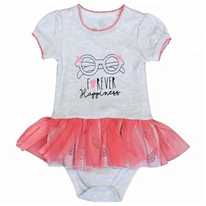 Summer New baby clothes girl rompers