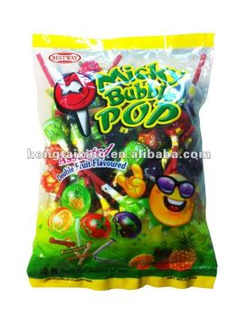 Bestway Whistle Micky bubble pop