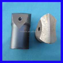 Tungsten Carbide Taper Drill Chisel Bit for Rock and Stone Quarrying and Blasting