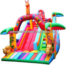 inflatable party events slide/Commercial Inflate Slide for rental