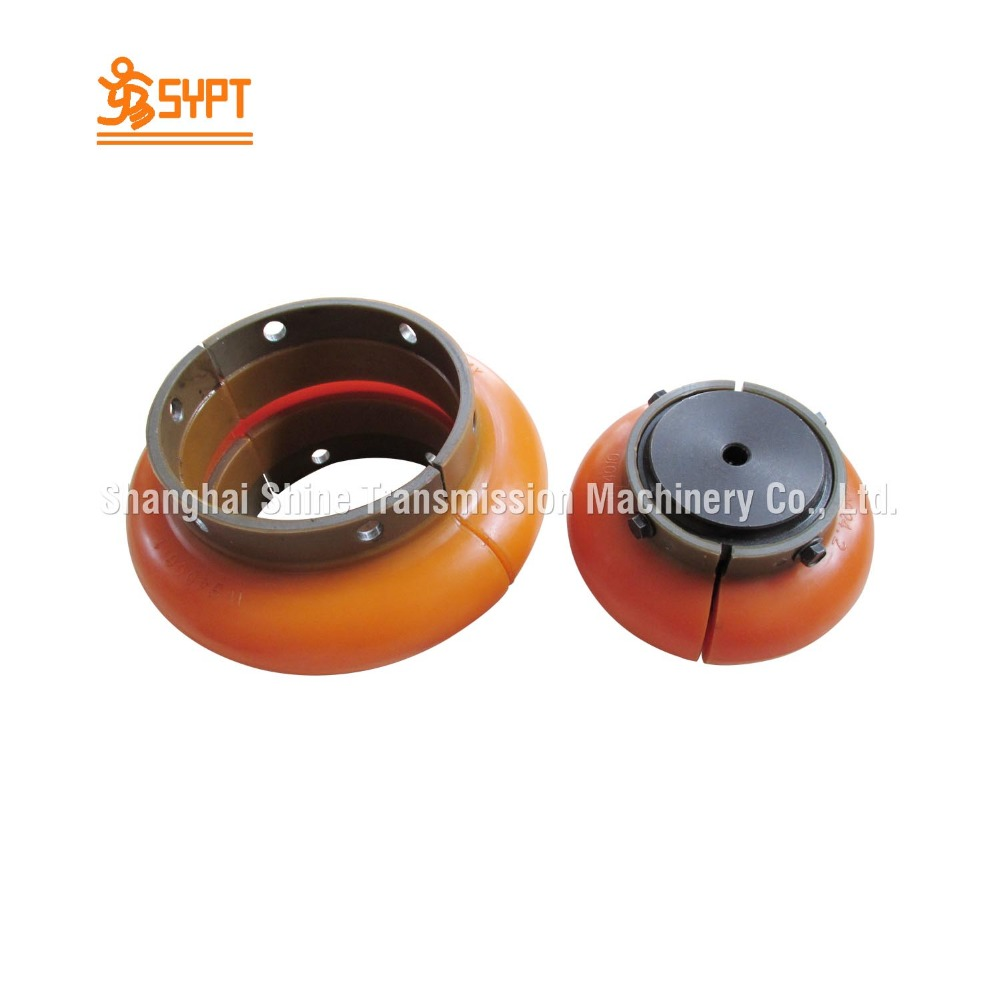 SYPT flexible couplings with straight bore(equivalent to omega couplings)