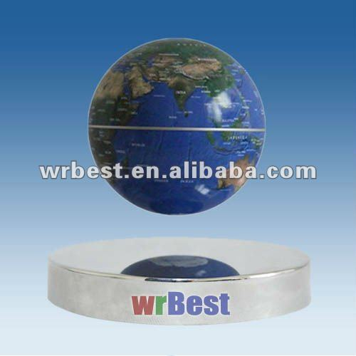 Promotional product magnetic levitating golbe W-8011