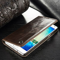 CaseMe Flip Case for Samsung A7, for Samsung Galaxy A7 A5 Case, Accessary Case for Galaxy A7